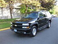 2003 Chevrolet Suburban Z71 SUV, Crossover