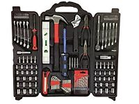 Bon Aire 125 Piece Tool Kit Set - NEW, UNUSED - Collect Today