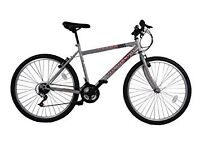 new townsend front suspension mountain bike 17 inch frame medium cycle