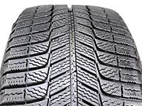 Brand new Michelin X Ice 225 55 17 winter tires