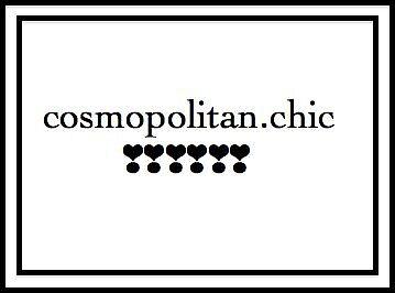 Cosmopolitan Chic Couture