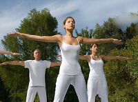 YOGA (private class) Get Fit, Have Stronger Body & Brighter Mind