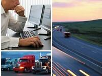 ASSISTANT LOGISTICS COORDINATOR AT FREIGHT BROKERAGE