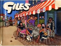 Giles Cartoons Annuals Series 8 to 21