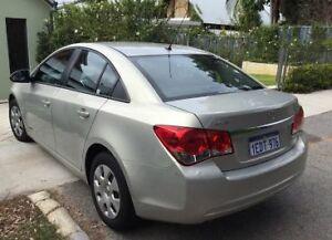 2010 Holden Cruze Sedan **12 MONTH WARRANTY**