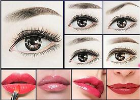 Hana Beauty Salon Semi permanent makeup/tattoo microblading