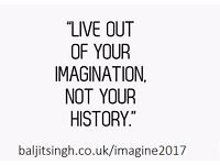 Imagine 2017 - A Workshop For Driven People