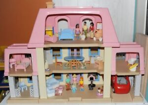 Little Tikes Grand Mansion Vintage Doll House