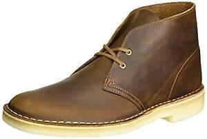 Clark desert beeswax boots
