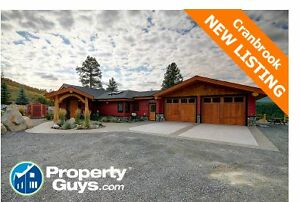 Cranbrook - Home on Acreage For Sale