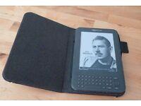 Amazon Kindle 3 WiFi in Graphite