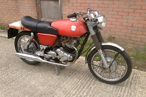 BRITISH MOTORCYCLE PROJECT WANTED NORTON TRIUMPH BSA ECT! CASH