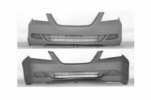 Honda Odyssey Front Bumper Cover
