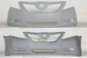 TOYOTA CAMRY BUMPER COVER HEAD LIGHT