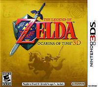 Ocarina of Time 3D, Pokemon X, and Resident Evil for the 3DS