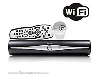 sky+Hd box Has new Boxed with remote Ideal for multi view