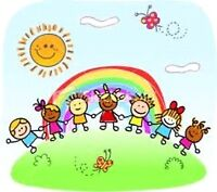 End Of The Rainbow Daycare-Openings for July