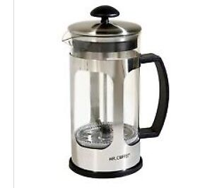Mr Coffee, 1.1 L Coffee Press, Brand New Never Used.  20$