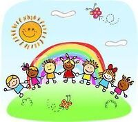 summer and fall childcare openings