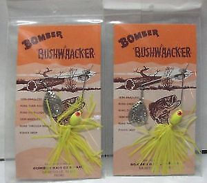 Wanted: Bomber Bushwhacker Spinner Baits  Wanted
