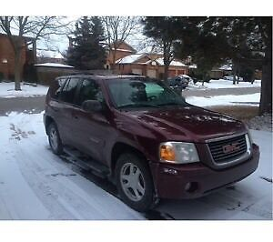 2005 GMC Envoy SLE SUV, Crossover trade for Motorhome