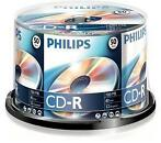 Philips CD-R 700 MB 50 stuks