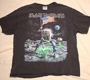 Iron Maiden Concert Shirt