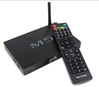 Zoomtak M5 Android Cut the Cords Kodi Streaming TV Box