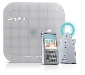Angelcare AC1100 Video with Movement & Sound Monitor