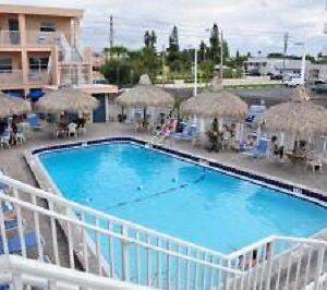 MADEIRA BEACH - CONDO DIRECTLY ON GULF OF MEXICO BEACH