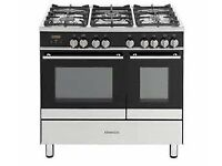 kenwood freestanding gas cooker