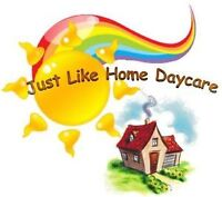 Home Day Care Available @ West Mountain