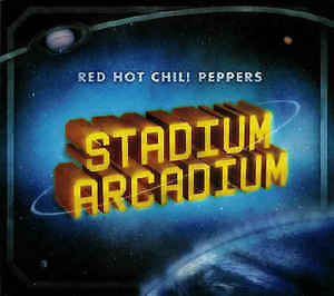 Red Hot Chili Peppers - Double CD Set - Stadium Arcadium