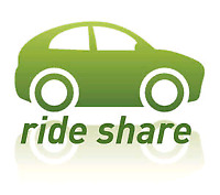 Ride Share from Regina to Waterloo Ontario