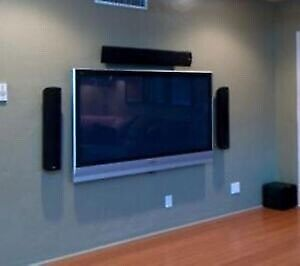 "TV Wall Mounts $40 upto 55"" call 416 333 5818"