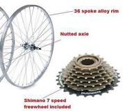 26 Mountain Bike Wheels Shimano