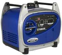 Yamaha Generators Available Now