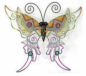 Schmetterling aus metall wanddeko die neuesten for Ebay badezimmermobel set
