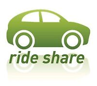Offering Rideshare Toronto to Windsor April 30