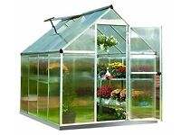 WANTED! Polycarbonate greenhouse glass panels for 8x6ft Palram Mythos Greenhouse