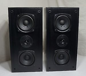 Kenwood 100W Home Theater speaker system with Powered Subwoofer