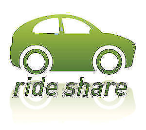 Offering rideshare Toronto to Ottawa Monday March 26
