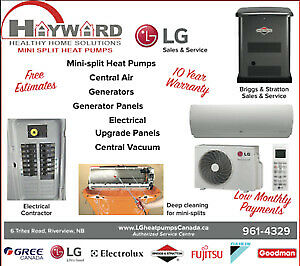 Mini Split | Local Deals on Heating, Cooling & Air in