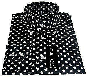 Mens Polka Dot Shirt | eBay