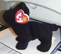 Ty Beanie Baby ~ SCOTTIE the Scottish Terrier ~ 4th GEN Hang tag