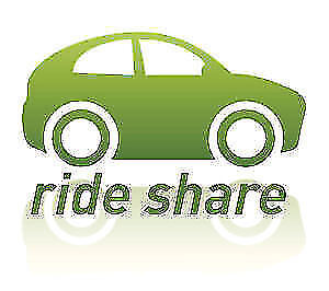 RIDSHARE / COVOITURAGE 15 $