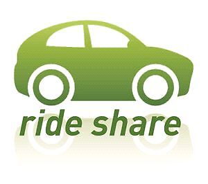 Rideshare Vancouver to Calgary on August 1st