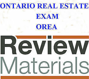 OREA Course 3 Commercial Textbook Review Notes