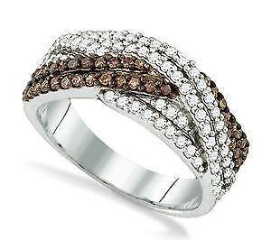 Awesome Chocolate Brown Diamond Ring Good Ideas