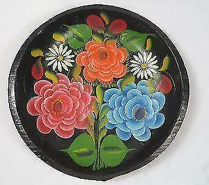 Mexican Hand Painted Plates : decorative mexican plates - pezcame.com